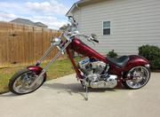 2006 American Ironhorse Texas Chopper..